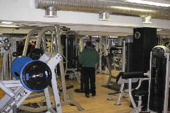 treningssenter gjøvik